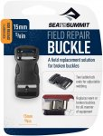 Sea to Summit Field Repair Buckle Side Release 2 Ladderlock 15 mm - Gurtschnalle