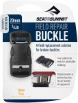 Sea to Summit Field Repair Buckle Side Release 2 Ladderlock 20 mm - Gurtschnalle