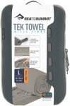 Sea to Summit Tek Towel L - Reisehandtuch grey