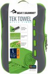 Sea to Summit Tek Towel L - Reisehandtuch lime