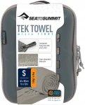 Sea to Summit Tek Towel S - Wanderhandtuch grey
