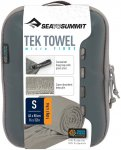 Sea to Summit Tek Towel S - Wanderhandtuch grey