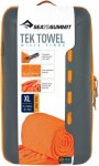 Sea to Summit Tek Towel XL - Campinghandtuch orange