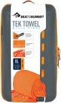 Sea to Summit Tek Towel XL - Campinghandtuch orange