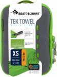 Sea to Summit Tek Towel XS - Outdoorhandtuch lime