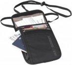 Sea to Summit TravellingLight™ Neck Wallet - Brustbeutel black-grey