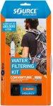 Source ConverTube SNEP + Sawyer Filter - Wasserentkeimung
