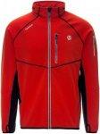 TERNUA Men's Yangru Jacket - Softshelljacke orange red M