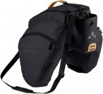 VAUDE eSilkroad Plus - Gepäckträgertasche black