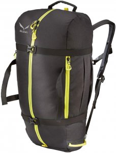 Salewa Ropebag XL - Seilsack black-citro