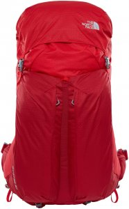 The North Face Men's Banchee 50 - Wander-Rucksack rage red-high risk red S/M