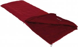 VAUDE Navajo 500 XL Syn - Decken-Schlafsack dark indian red links