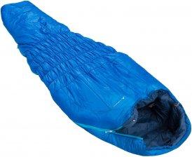 VAUDE Säntis 450 SYN - Schlafsack blue rechts