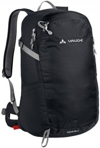 VAUDE Wizard 24+4 - Wanderrucksack black