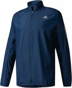 Adidas Herren Laufjacke Response Wind Blau - B47710