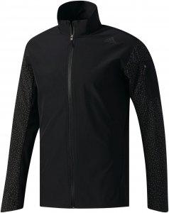 Adidas Herren Laufjacke Supernova Storm Jacket Schwarz - BQ7723