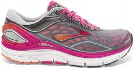 Brooks Damen Laufschuh Stabilität Transcend 3 Silber - 120209 1B 149