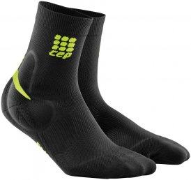 CEP Damen Kompressionssocke Ortho Ankle Support Short - Schwarz