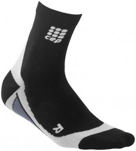 CEP Dynamic+ Short Socks Women - schwarz