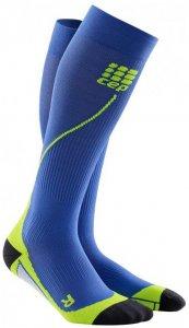 CEP Men Progressive Run Compression Socks 2.0 - blau