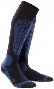 CEP Women Progressive+ Ski Thermo Socks - black/deep blue