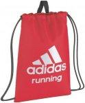 Adidas Sportbeutel Run Gymbag Rot - AX8858