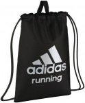 Adidas Sportbeutel Run Gymbag Schwarz - AC1794