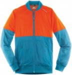 Brooks Herren Laufjacke Run-Thru Jacket Blau - 210905-426