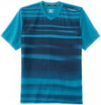 Brooks Herren Laufshirt Fly-By Short Blau - 210830-458