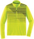Brooks Men Dash Half-Zip Laufshirt - 210827-348