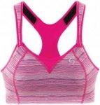 Moving Comfort Sport-BH Rebound Racer Pink - 350037-632