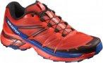Salomon Herren Laufschuh Trail Wings Pro 2 Rot - 390617