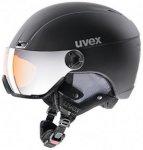 Uvex Hlmt 400 Visor Unisex Skihelm