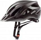 Uvex Kinder Fahrradhelm viva 2 black mat