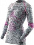 X-BIONIC Damen Funktionsshirt Energy Accumulator Evo Long Sleeve Round Neck - I1
