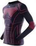 X-Bionic Men Moto Energizer Shirt Long Round Neck / I020287-B102