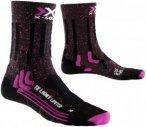 X-Socks Damen Outdoorsocke Trekking Light Limited Pink - X100086-P059