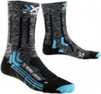 X-Socks Damen Outdoorsocke Trekking Merino Limited Grau - X100078-G174