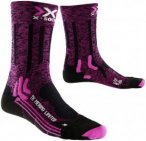 X-Socks Damen Outdoorsocke Trekking Merino Limited Pink - X100078-P059