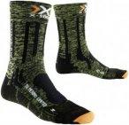 X-Socks Outdoorsocke Trekking Merino Limited Grün - X100077-E173