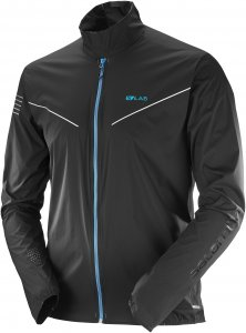 Salomon Herren Laufjacke S-Lab Light Jacket Schwarz - 394232
