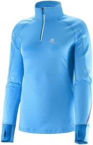 Salomon Women Trail Runner Warm LS Zip Laufshirt - 371005
