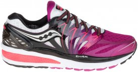 Saucony Damen Laufschuh Stabilität Hurricane ISO 2 Lila - S10293-3