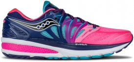 Saucony Damen Laufschuh Stabilität Hurricane ISO 2 Pink - S10293-4
