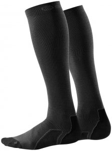 Skins Recovery Compression Socks Black / B59001934