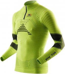 X-Bionic Herren Laufshirt Effektor Trail Running Powershirt Long Grün - O100588-E173