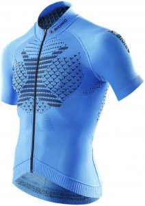 X-Bionic Herren Radshirt Twyce Biking Shirt Blau - O100530-A550