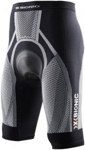X-Bionic Women The Trick Biking Pants Short Endurance - O100250-B119
