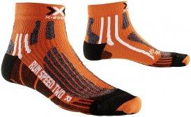 X-Socks Laufsocke Run Speed Two Orange / X020432-O037