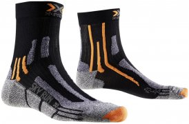 X-SOCKS RUN SKY RUN V2.0 black - X020433-B000